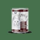 Fussy Cat   Beef in Gravy 400g   Wet Cat Food   Front of pack