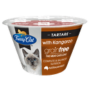 Fussy Cat | Tartare with Kangaroo 70g | Chilled cat food | Front of pack