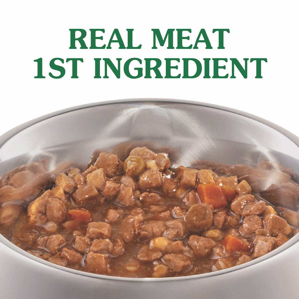 Nature's Gift | Chicken, rice & vegetables | Wet dog food | Left of pack