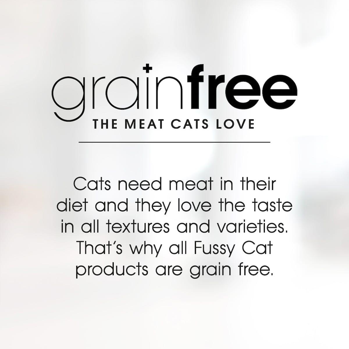 Fussy Cat   Little & Big Bites   Wet Cat Food