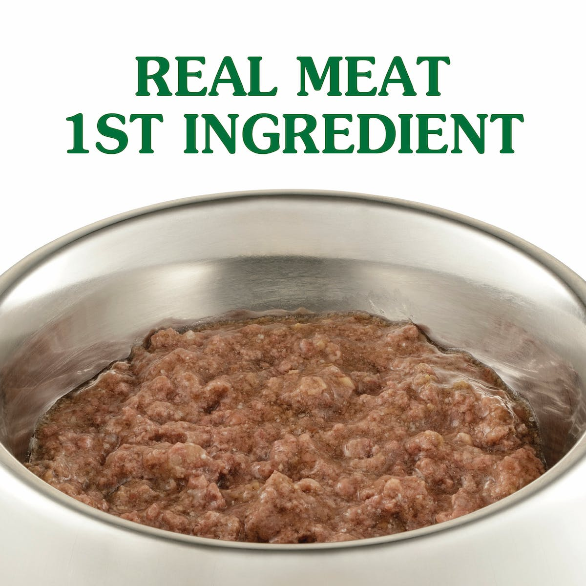 Nature's Gift | Prime Beef in Gravy | Wet dog food | Left of pack
