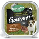 Nature's Gift | Loaf Style Kangaroo Fillet Recipe | Wet dog food | Front of pack