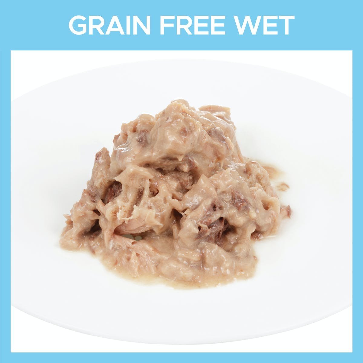 Fussy Cat | Flaked Tuna & Shrimp in Gravy 85g | Wet Cat Food | Bottom of pack