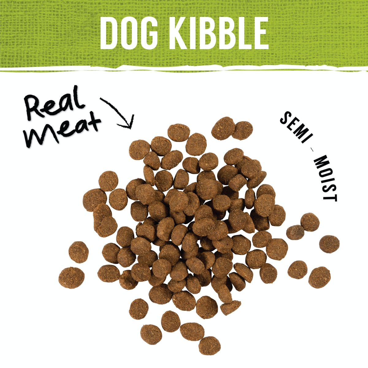 Nature's Gift   Chicken & Mixed Vegetables   Dry dog food   Right of pack