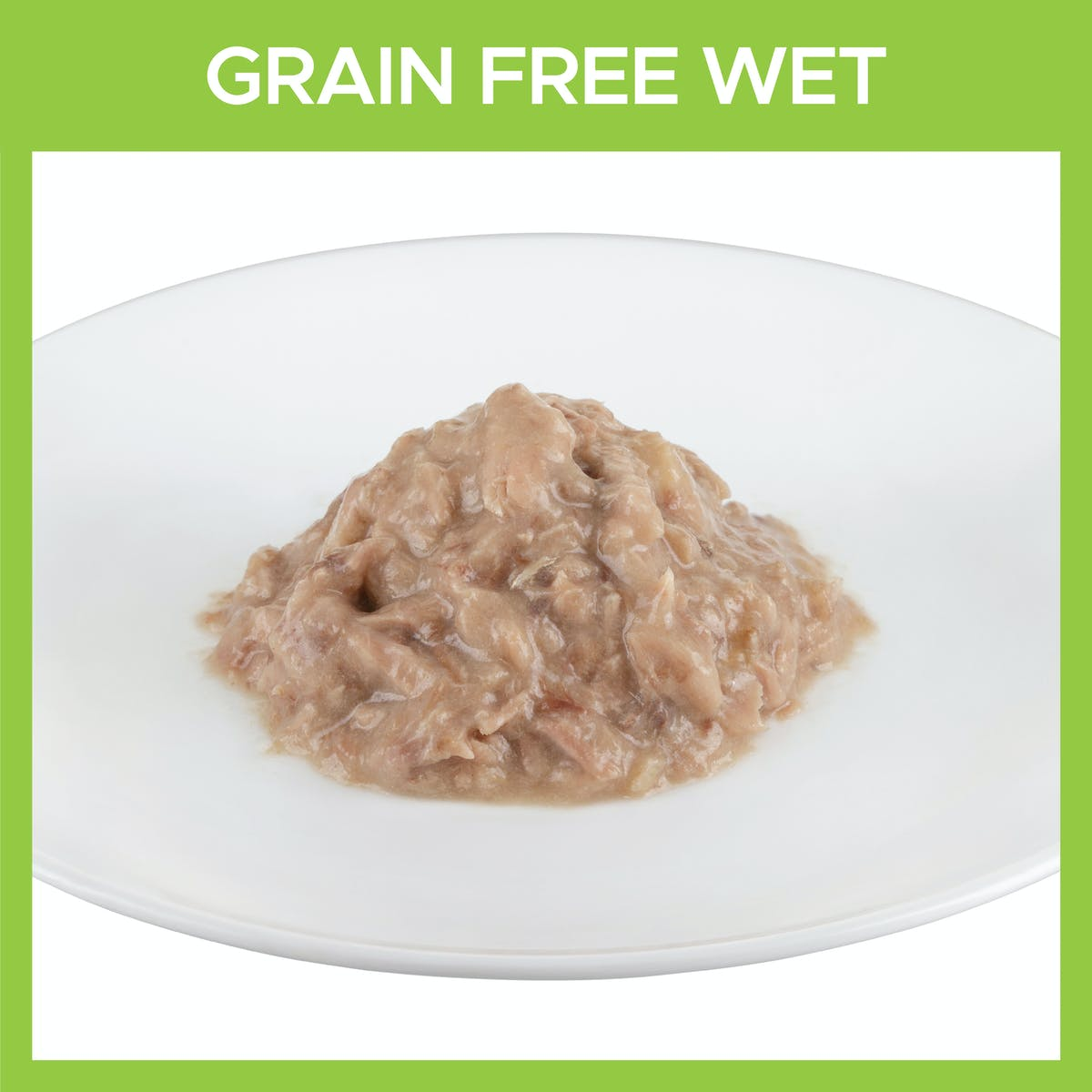 Fussy Cat | Flaked Tuna & Whitefish in Gravy 85g | Wet Cat Food | Bottom of pack