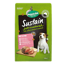 Nature's Gift | Beef & Fish | Dry dog food | Front of pack