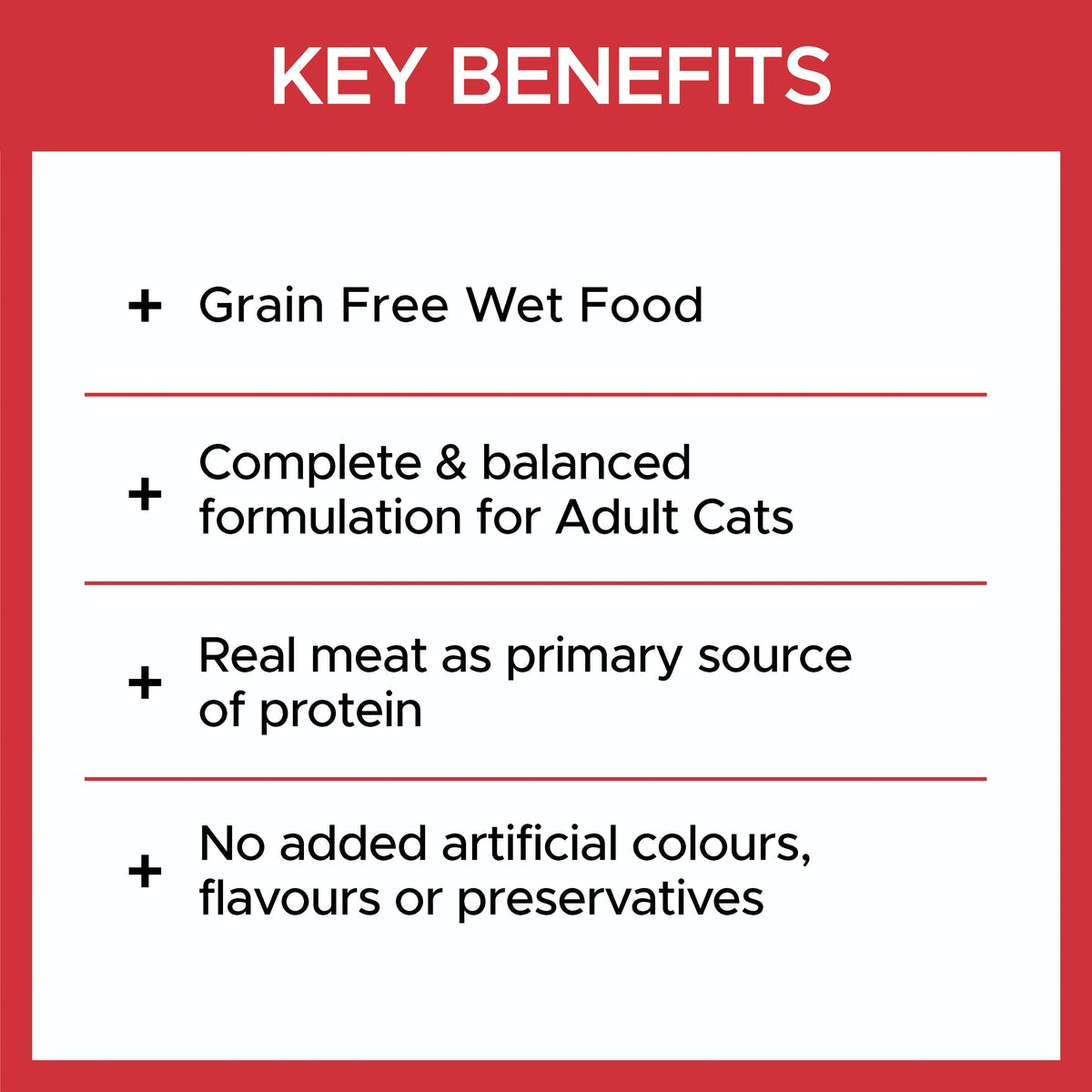 Fussy Cat | Beef and Kangaroo with Sweet Potato 9 x 85g | Wet Cat Food