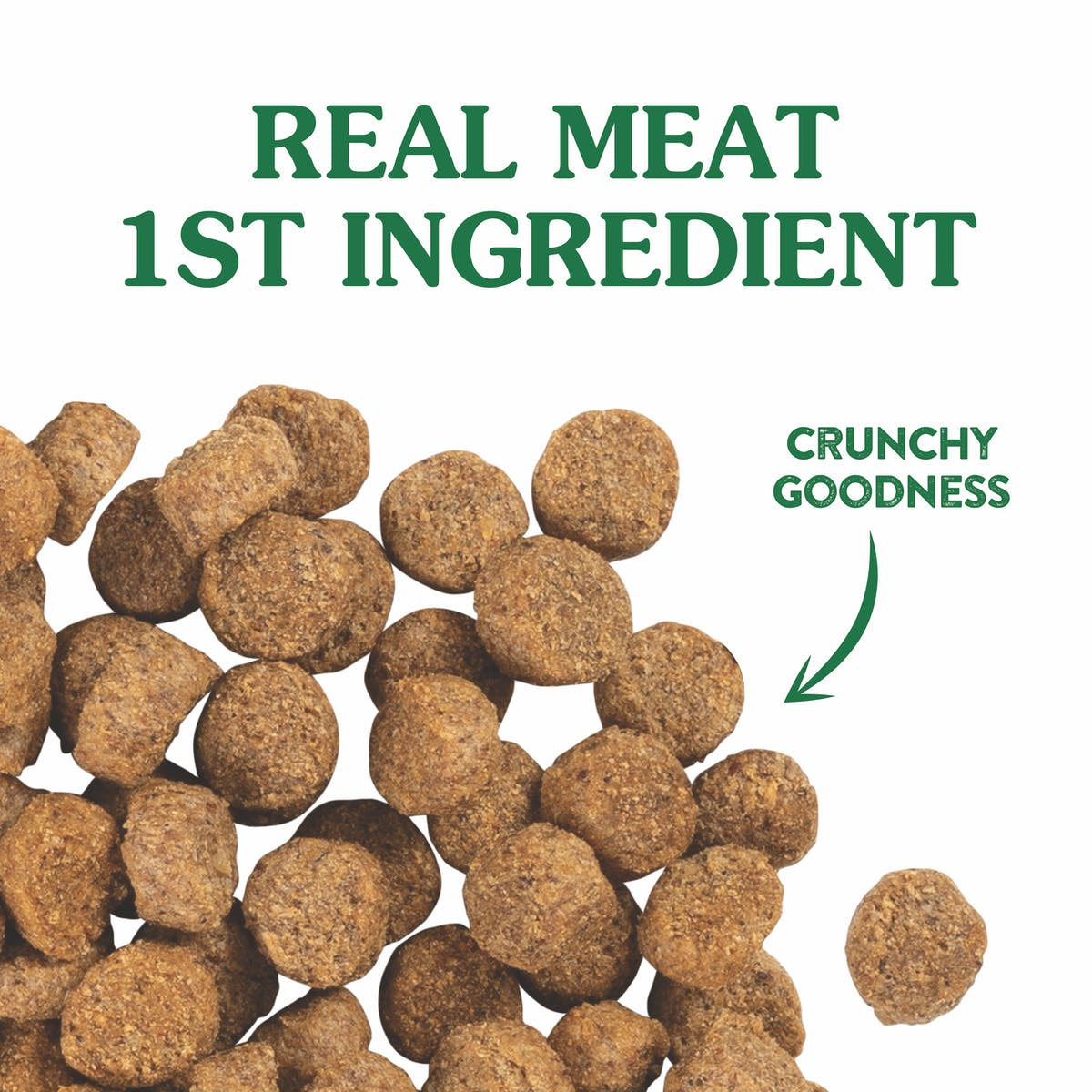 Nature's Gift | Chicken | Dry dog food | Left of pack