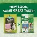 Nature's Gift | Chicken & Fish | Dry dog food | Back of pack