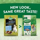 Nature's Gift | Chicken | Dry dog food | Back of pack