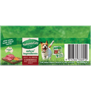 Nature's Gift | Beef, Vegetable & Barley | Wet dog food | Back of pack