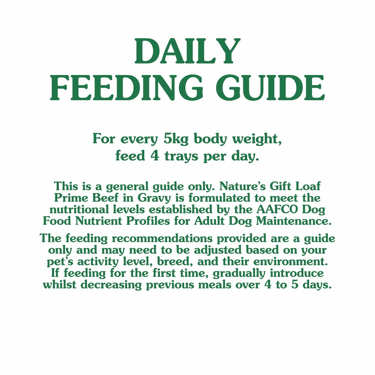 Nature's Gift | Prime Beef in Gravy | Wet dog food