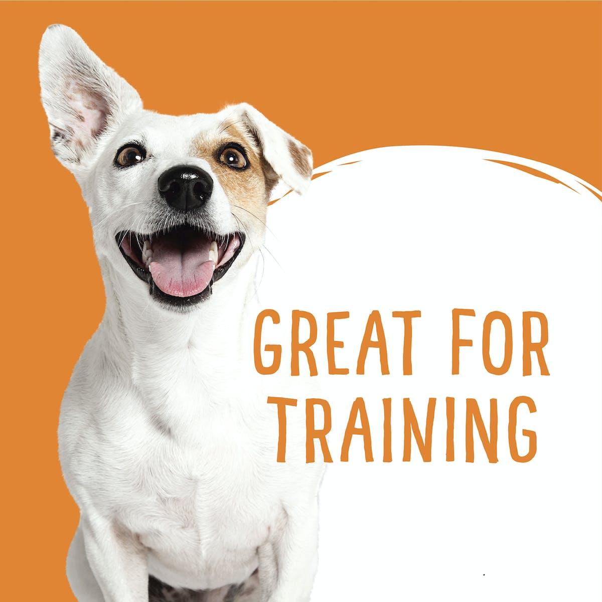 Love'em | Chicken Training Treats | Train dog | Right of pack