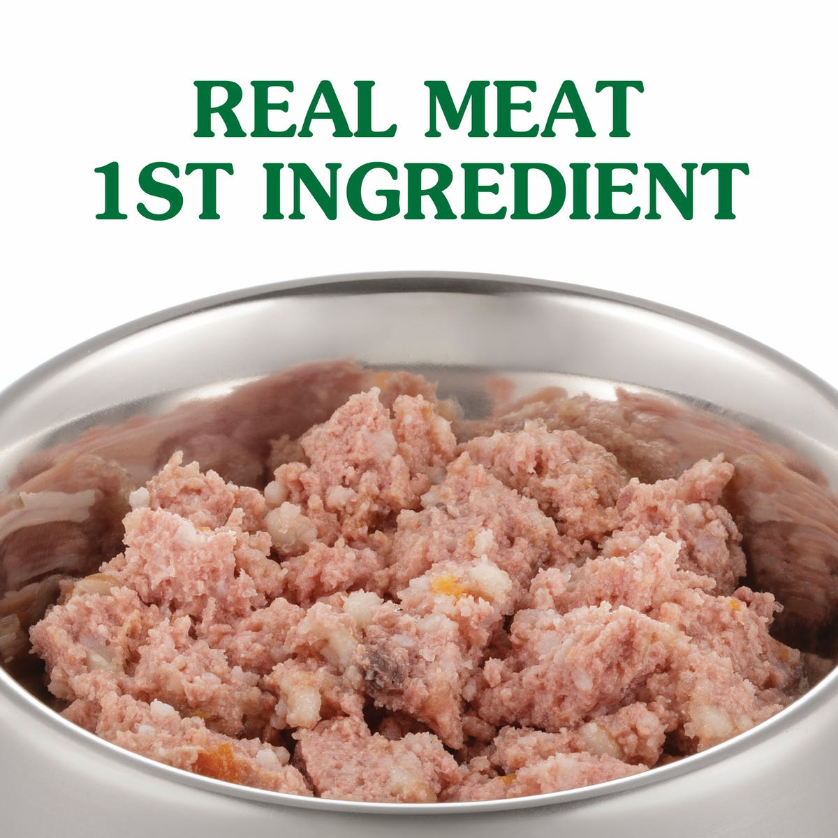 Nature's Gift | with Beef, Barley & Vegetables | Wet dog food | Left of pack