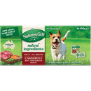 Nature's Gift | Beef, Vegetable & Barley | Wet dog food | Front of pack