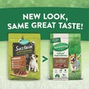 Nature's Gift | Kangaroo | Dry dog food | Back of pack