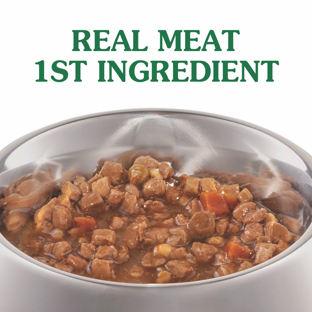 Nature's Gift | Beef, Vegetable & Barley | Wet dog food | Right of pack