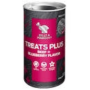 Billy + Margot® | Beef + Blueberry Flavor | Dog treats | Front of pack