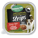 Nature's Gift | Beef, Sweet Potato & Spinach | Wet dog food | Front of pack