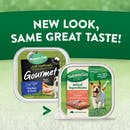 Nature's Gift | Chicken & Duck | Wet dog food | Back of pack