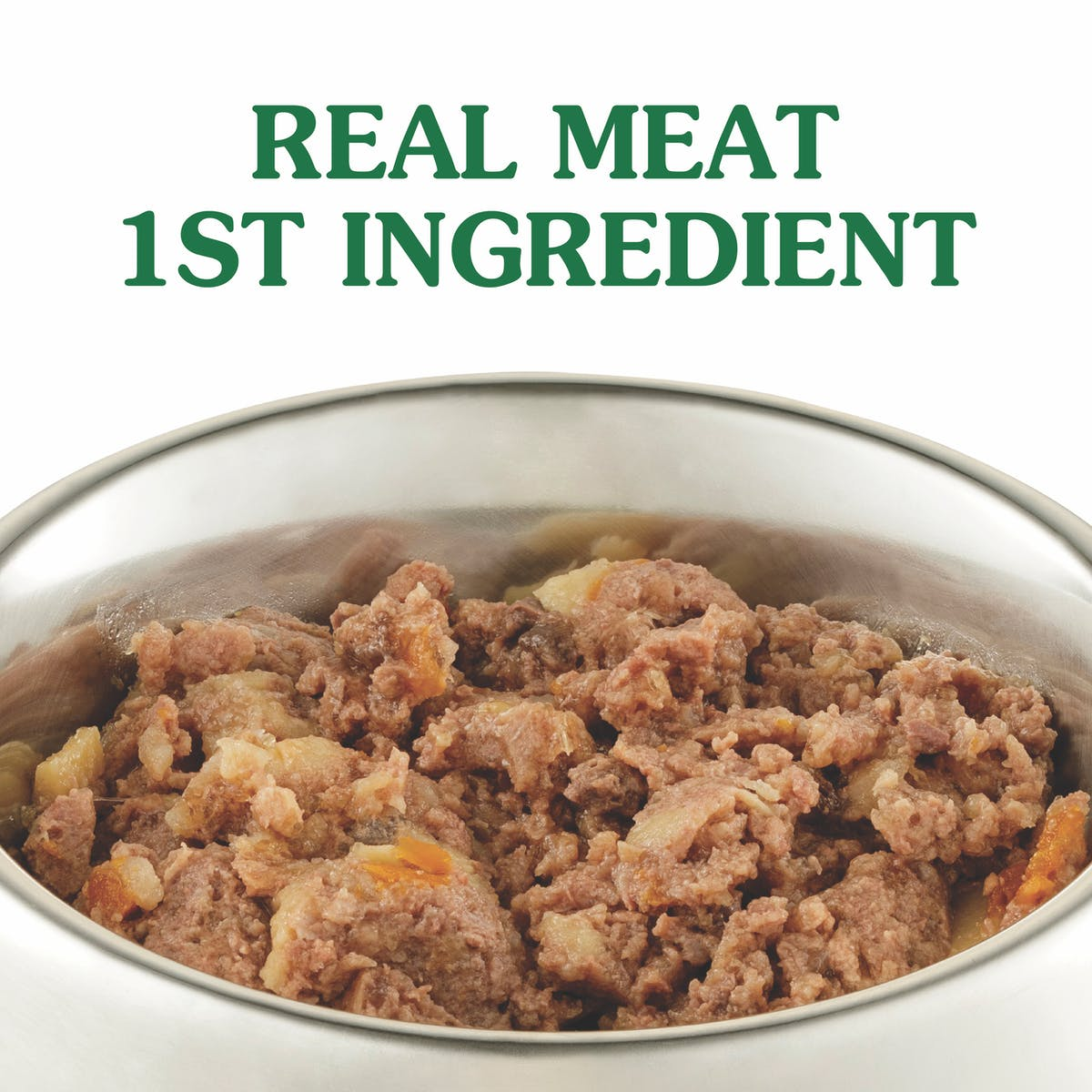 Nature's Gift | Lamb Recipe with Pasta & Vegetable | Wet dog food | Left of pack