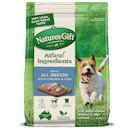 Nature's Gift | Chicken & Fish | Dry dog food | Front of pack
