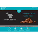 Billy + Margot® | Beef, Carrots & Garden Herbs | Frozen dog food | Front of pack