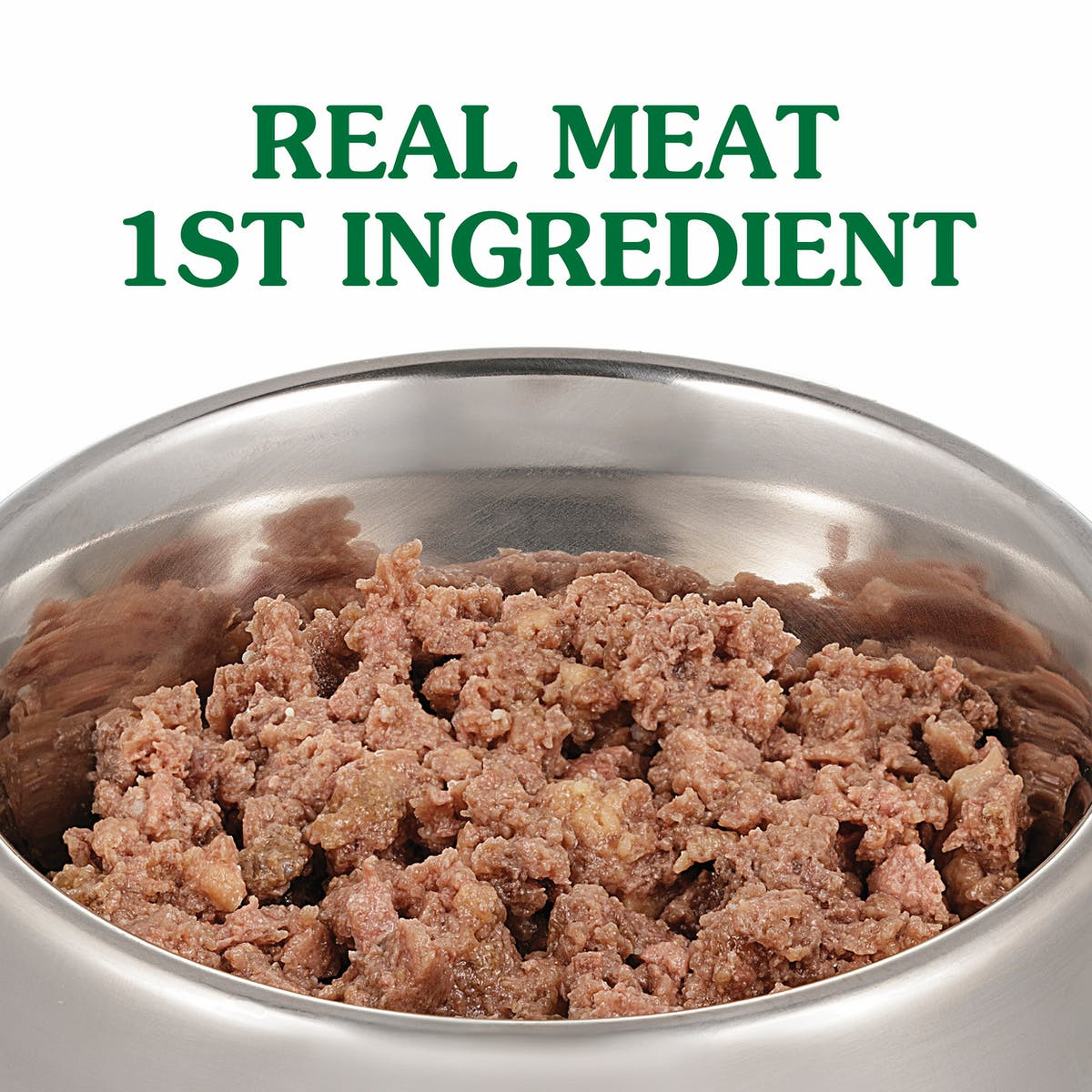 Nature's Gift   Beef & Cheese   Wet dog food   Left of pack