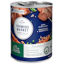 Farmers Market | Stew Lamb, Vegetables and Brown Rice | Wet dog food | Front of pack