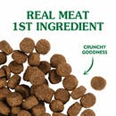 Nature's Gift | Chicken & Fish | Dry dog food | Left of pack