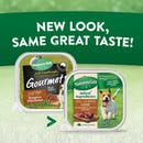Nature's Gift | Kangaroo Fillet Recipe | Wet dog food | Back of pack