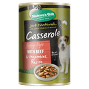 Nature's Gift | Gravy Style with Beef & Vegetables Recipe | Wet dog food | Front of pack